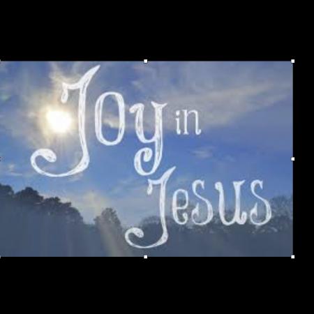 Jesus Brings Abundant Joy!