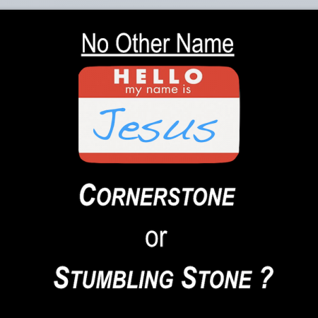 No Other Name!